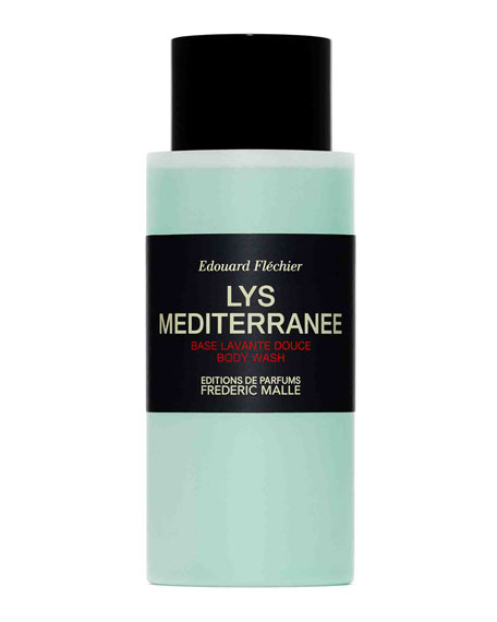 Lys Mediterranee Shower Gel, 7 oz./ 200 mL