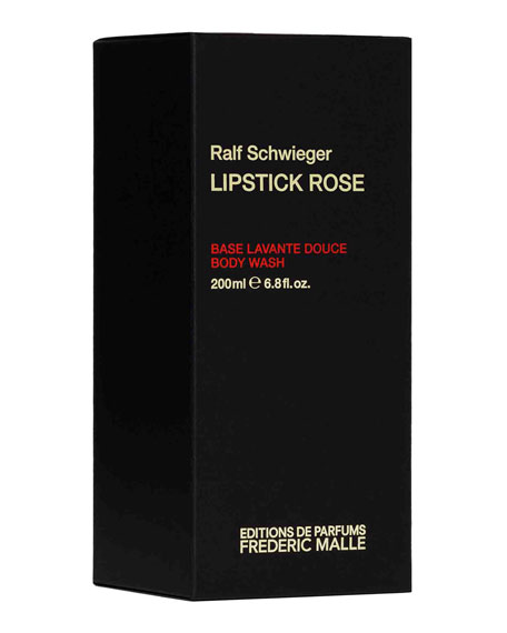 Lipstick Rose Body Wash, 7.0 oz./ 200 mL