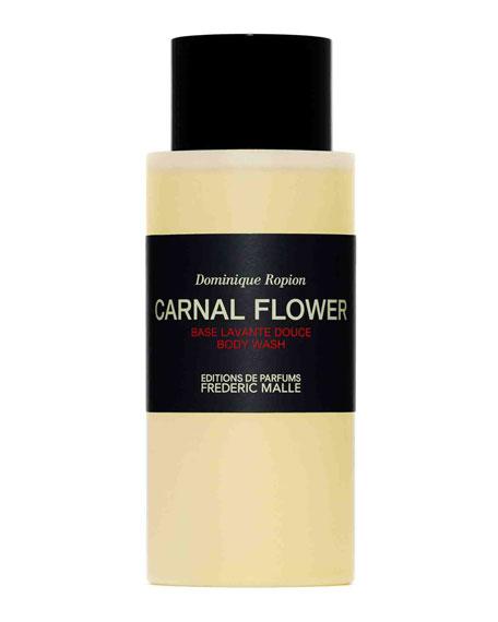 Carnal Flower Body Wash, 7 oz./ 200 mL