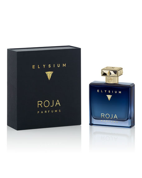 roja parfums elysium parfum cologne 3 4 oz 100 ml. Black Bedroom Furniture Sets. Home Design Ideas