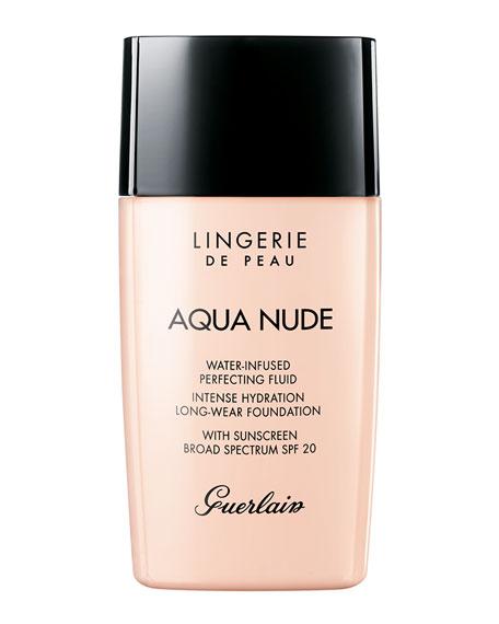 Guerlain Lingerie de Peau Aqua Nude Foundation