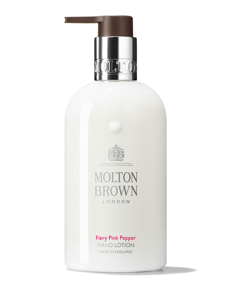 Molton Brown Fiery Pink Pepper Hand Lotion, 10 oz./ 300 mL