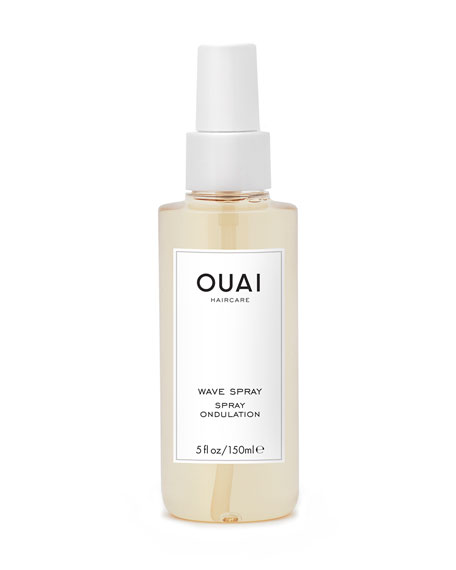 OUAI Haircare Wave Spray, 5.0 oz./ 150 mL