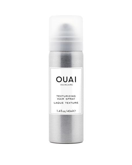 OUAI Haircare Texturizing Hair Spray Travel-Size, 1.4 oz./