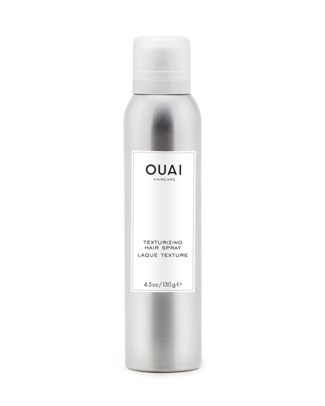 OUAI Haircare Texturizing Hair Spray, 4.5 oz./ 130