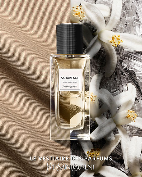 Image 2 of 5: Yves Saint Laurent Beaute 2.5 oz. Exclusive LE VESTIAIRE DES PARFUMS Saharienne Eau de Parfum