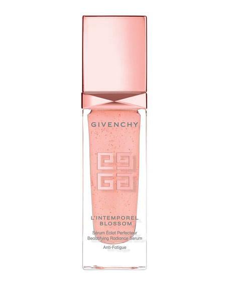 Givenchy L'Intemporel Blossom Beautifying Radiance & Anti-Fatigue Serum, 1.0 oz./ 30 mL