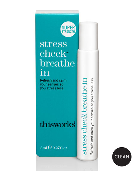 This Works Stress Check Breathe In, 0.27 oz./ 8.0 mL