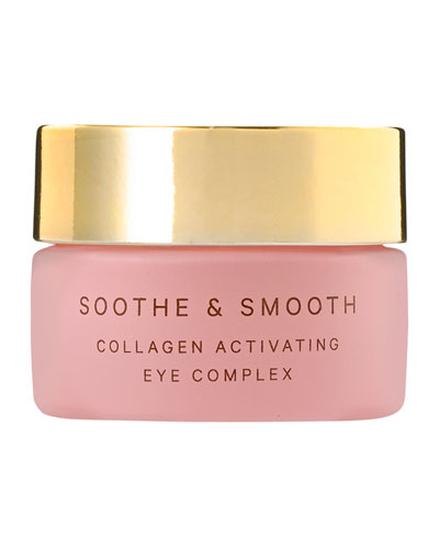 Soothe and Smooth Collagen Activating Eye Complex  0.5 oz.