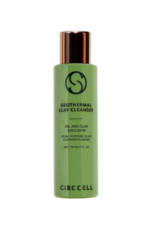 Circcell Skincare 4 oz. Geothermal Clay Cleanser