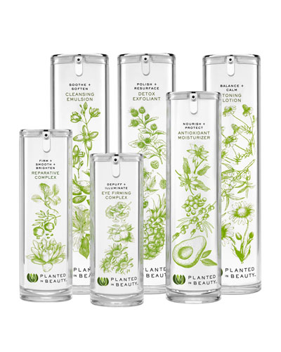 Planted in Beauty Collection Set ($800 Value)