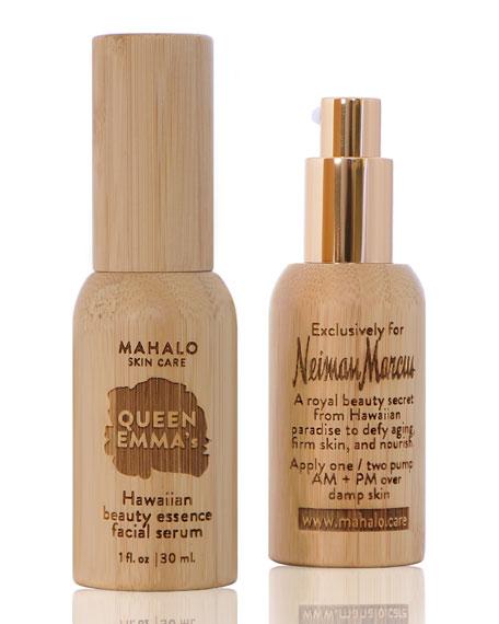 MAHALO Skin Care Queen Emma's Hawaiian Beauty Essence,