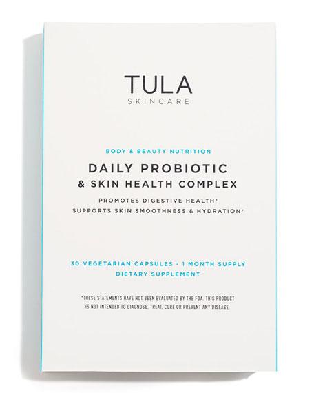 Daily Probiotic & Skin Health Complex, 30 Capsules