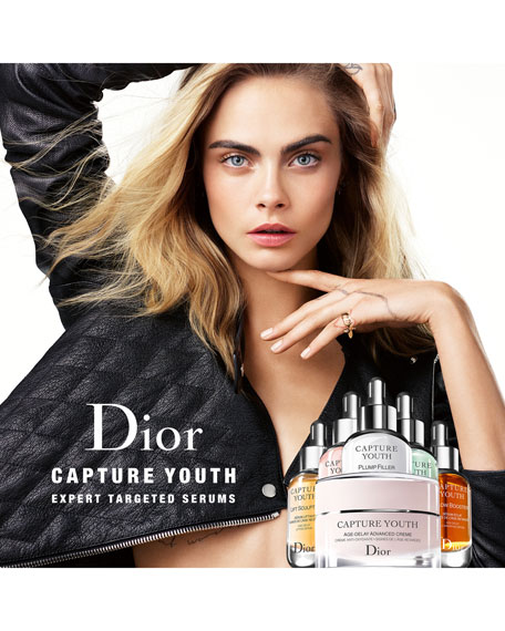 Dior Capture Youth Plump Filter Age-Delay Plumping Serum, 1.0 oz./ 30 mL