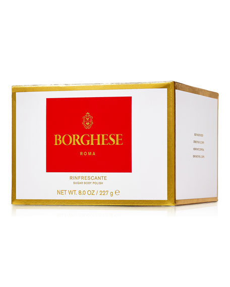Borghese Rinfrescante Sugar Body Polish, 6.7 oz.