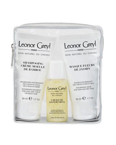 Luxury Travel Kit for Dry Hair