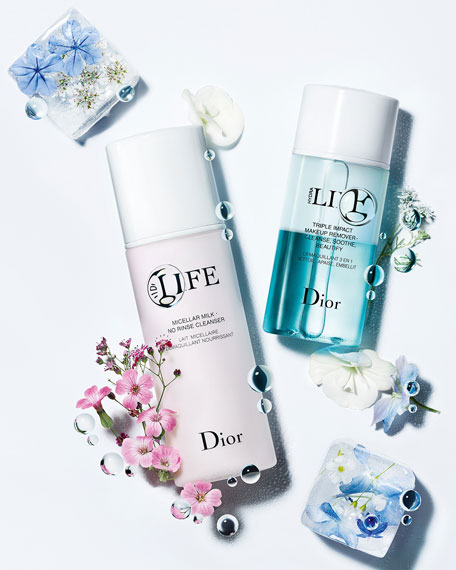 Dior 4.2 oz. LIFE Tri Phasic Makeup Remover