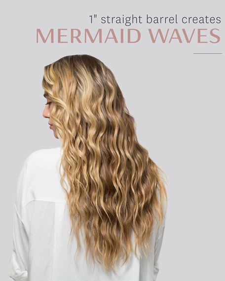 "T3 Undone Waves 1"" Interchangeable Styling Wand"