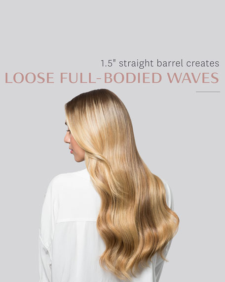 """T3 Loose Waves 1.5"""" Interchangeable Styling Wand"""