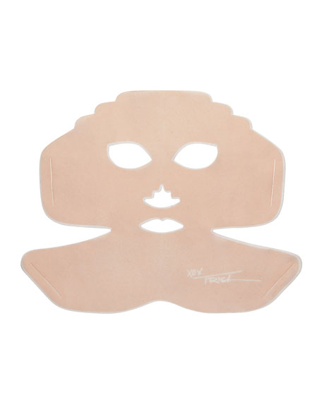 Image 1 of 3: Trish McEvoy Instant Solutions Hydrate & Glow Dry Sheet Mask