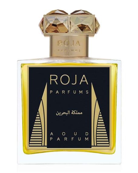 Roja Parfums Kingdom of Bahrain Aoud Parfum, 1.7 oz./ 50 mL