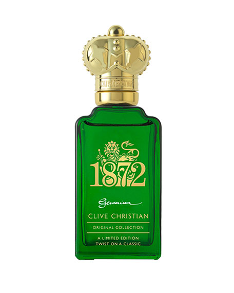Clive Christian Twist Collection 1872 Geranium Masculine, 1.7