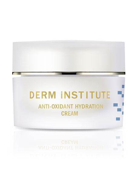 DERM INSTITUTE Anti-Oxidant Hydration Cream, 1.0 oz./ 30 mL