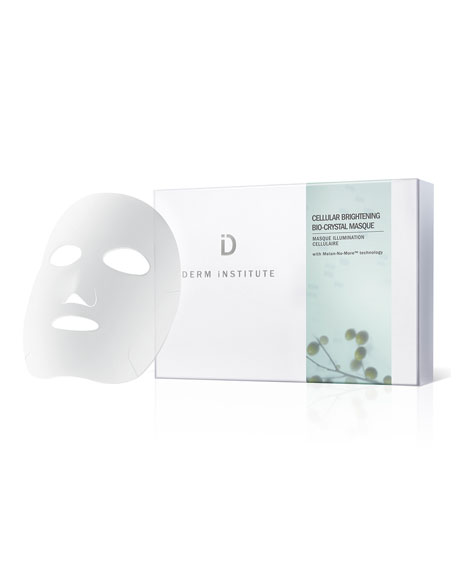 DERM INSTITUTE Cellular Brightening Bio-Crystal Masques – 4 Pieces