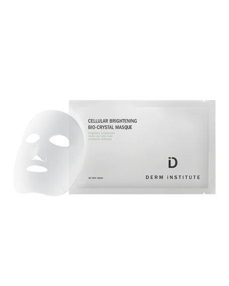 DERM INSTITUTE Cellular Brightening Bio-Crystal Mask – Single