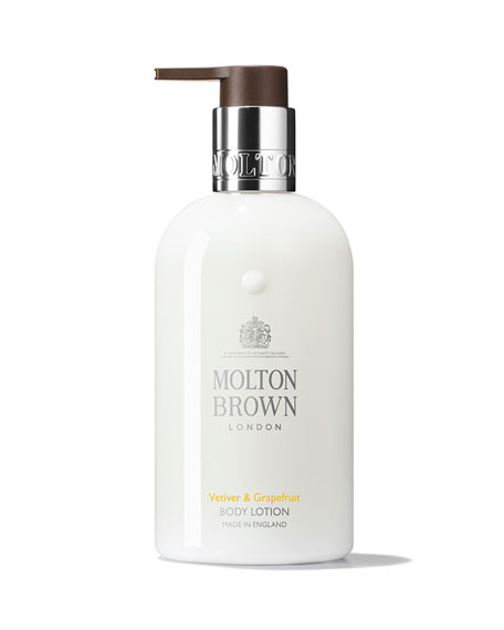 Image 1 of 4: Molton Brown 10 oz. Vetiver & Grapefruit Body Lotion