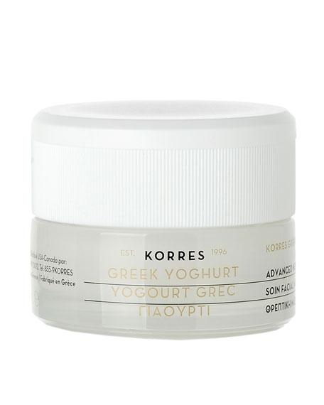 Korres GREEK YOGHURT SLEEPING FACIAL, 1.4 OZ./ 40 ML