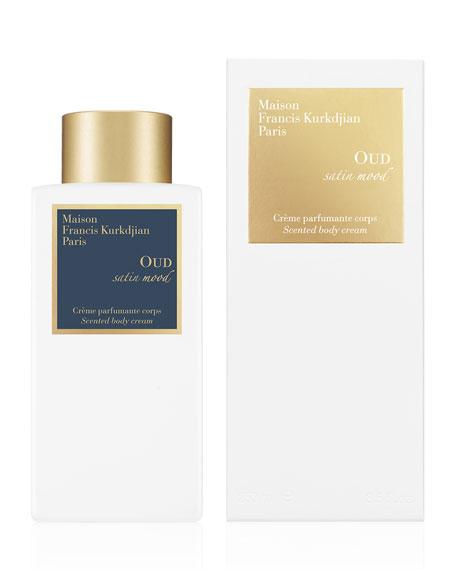Maison Francis Kurkdjian OUD satin mood Scented Body Cream, 8.5 oz./ 250 mL