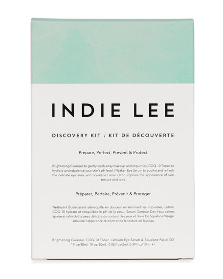 Image 3 of 3: Indie Lee Discovery Kit ($34 Value)