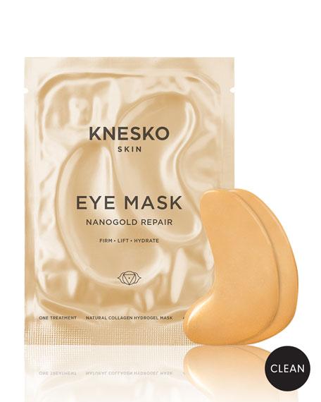 Knesko Skin Nano Gold Repair Collagen Eye Masks (6 Treatments)
