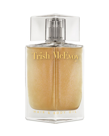 Trish Mcevoy SHIMMER HAIR & BODY OIL