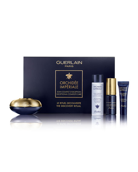 Guerlain Orchidee Imperiale Discovery Ritual ($336 Value)