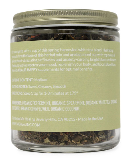 Image 2 of 3: Vie Healing 2.4 oz. Kualie Happy Loose Leaf Tea