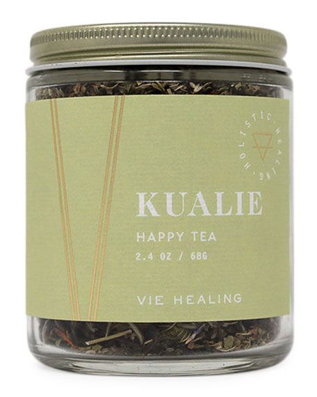Image 1 of 3: Vie Healing 2.4 oz. Kualie Happy Loose Leaf Tea