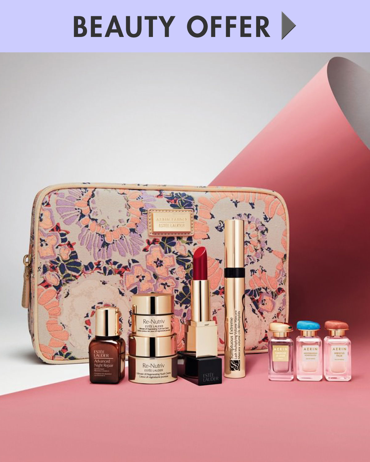 compensare Umiliare Laboratorio  Estee Lauder Yours with any $80 Estee Lauder Purchase | Neiman Marcus
