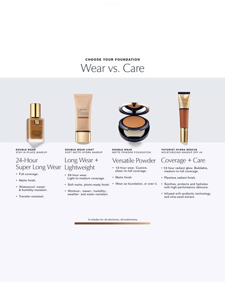 Estee Lauder Doublewear Light Soft Matte Hydra Makeup Foundation