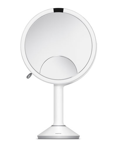 Exclusive 8 Sensor Mirror Trio  White
