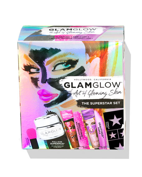 Glamglow The Art of Glowing Skin - Superstar Set ($130 Value)