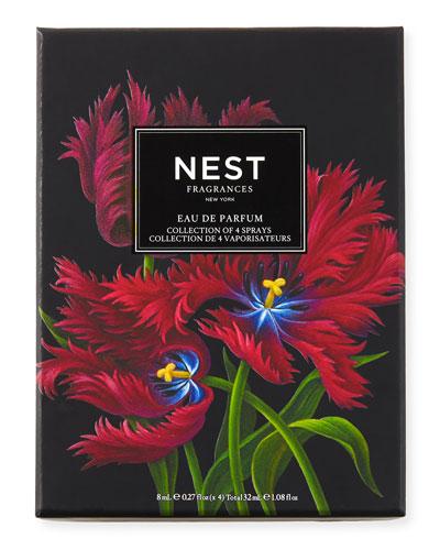 Exclusive Fine Fragrance Set  4 x 0.3 oz./ 8 mL