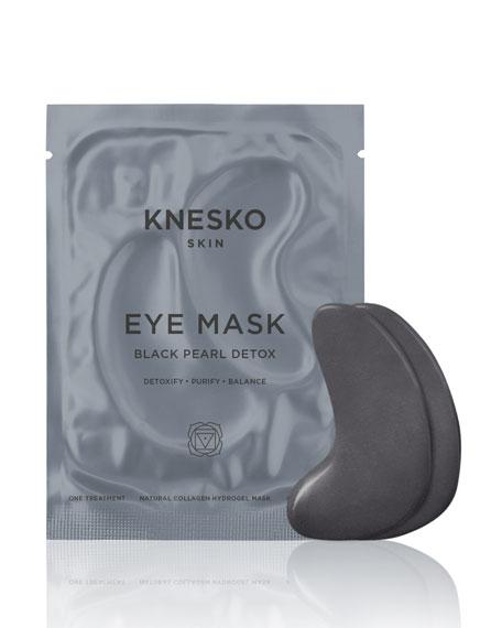Knesko Skin Black Pearl Eye Mask - 6 Treatments