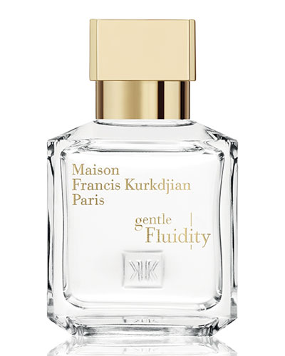 Exclusive gentle Fluidity Gold Eau de Parfum  2.4 oz./ 70 mL