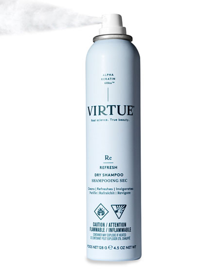 Virtue Refresh Dry Shampoo, 4.5 oz./ 128 g