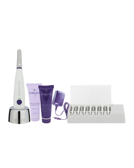 Michael Todd Beauty Sonicsmooth Dermaplaning and Exfoliating System