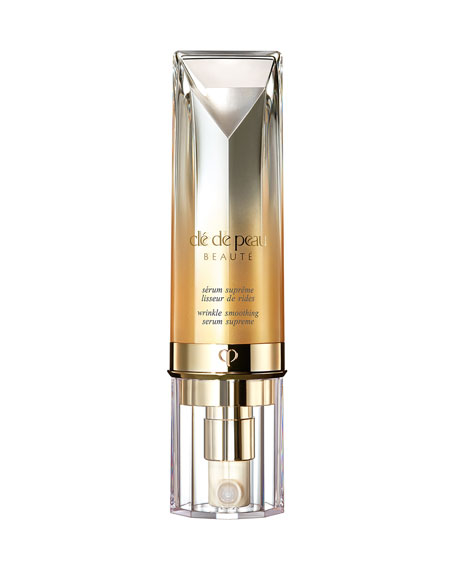 Image 1 of 4: Cle de Peau Beaute Wrinkle Smoothing Serum Supreme