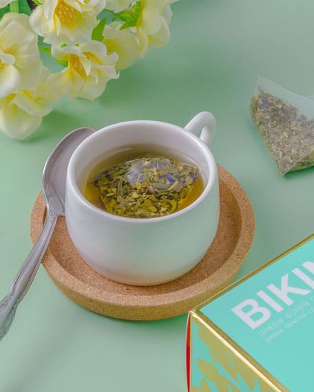 Bikini Cleanse Green Super Tea Blend for Energy and Mood