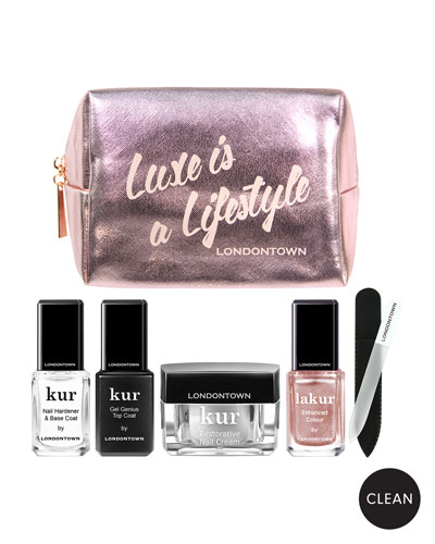 Luxe Is A Lifestyle Set